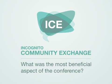 Testimonials from the Incognito Community Exchange
