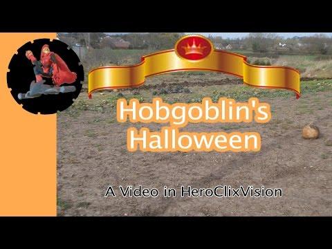 Hobgoblins Halloween    HeroClixVison   Many Miniatures Theater