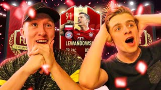 ChrisMD Opens My Reward PACKS! | FIFA 19