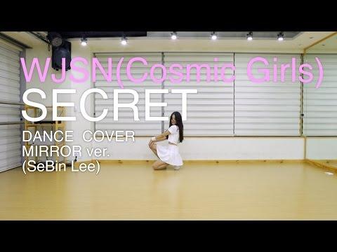 WJSN(Cosmic Girls) 우주소녀 -Secret(비밀이야) Dance Cover(mirror)안무 거울모드