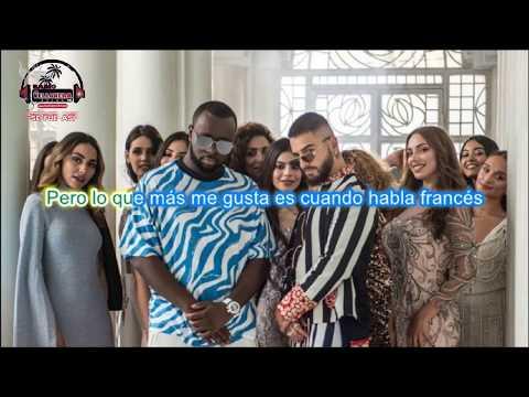GIMS, Maluma - Hola Señorita (Maria) lyrics