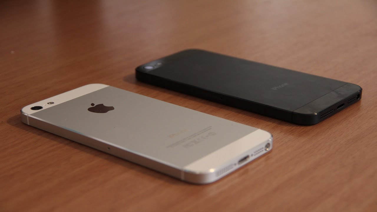 white iphone 5 iphone 5 white or black 13297