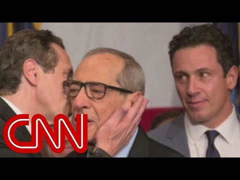CNN anchor remembers his father, former NY Gov. Cuomo