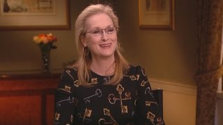 Meryl Streep Explains Why She Broke Her Rule of Never Playing a Witch for 'Into the Woods'