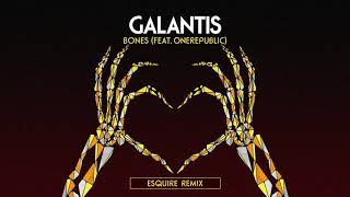 Bones (feat. OneRepublic) (eSQUIRE Remix)