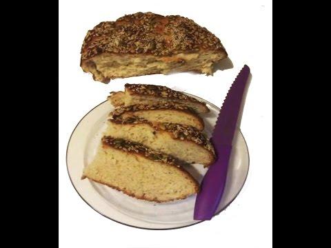 איך לאפות לחם ביתי - How to bake homemade bread