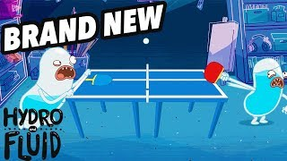 HYDRO and FLUID | Table Tennis | NEW EPISODE | HD Full Episodes | Funny Cartoons for Children