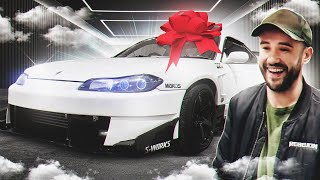 SURPRISING MY FRIEND WITH HIS DREAM CAR!