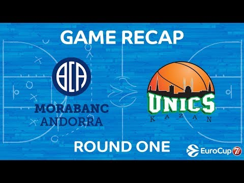Morabanc Andorra vs BC Uniks Kazan