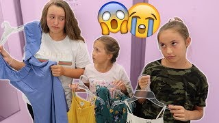 Sisters Buy Each Other Outfits   Shopping Challenge