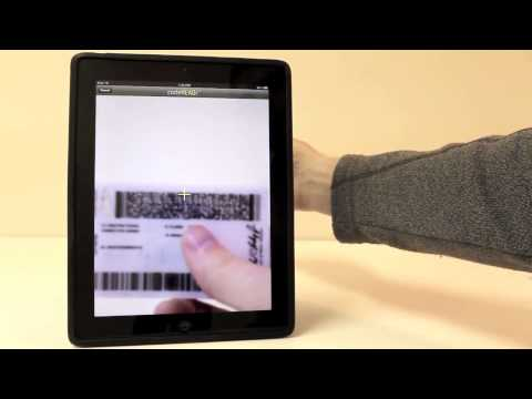 SD Pro Barcode Scan Demo