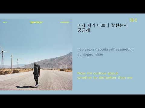 Sik-K (식케이) - EX (Feat. Cha Cha Malone) (Prod. BOYCOLD) lyrics (HANGUL/ROMANIZATION/ENGLISH)