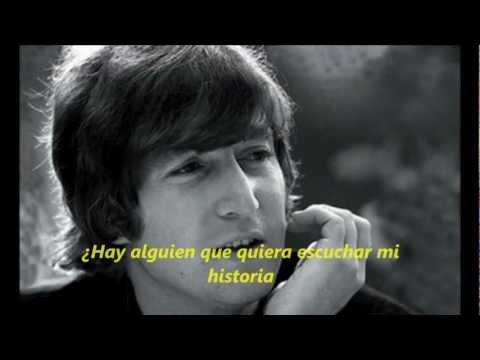 The Beatles - Girl (subtitulado al español)