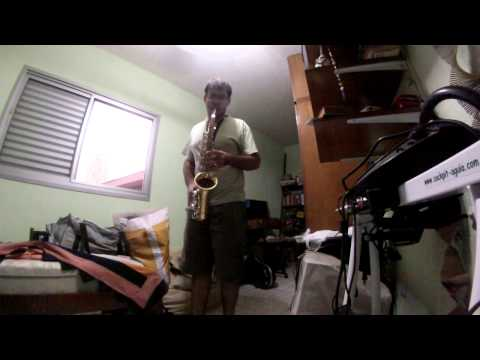 Baixar Celine Dion - Because You Loved Me - On Alto Sax (by VirusABC)