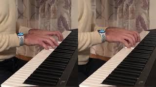Four Seasons (Spring) - Antonio Vivaldi - Dual Piano