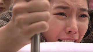 """Cải nhau với Ji Hoon bất cẩn Jung Eum bị xương rồng """"đâm nát đít"""""""