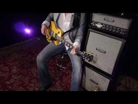 Mesa Boogie Recto-Verb 25 -- Ch. 2 Vintage ~ Solo Gain