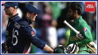 Pakistan Outplay England By Eight Wickets, March Into ICC Champions Trophy 2017 Final