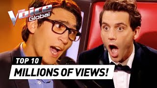 MOST TRENDING Blind Auditions of 2019 | The Voice Rewind