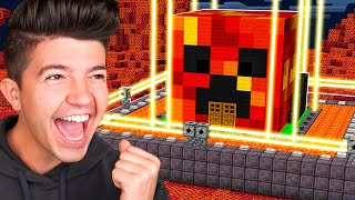 Breaking into the 7 MOST Secure Minecraft Houses!