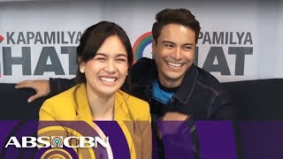 Yen and Rafael talk about their first MMK team up