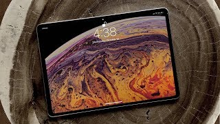 iPad Pro with Liquid Retina Display!