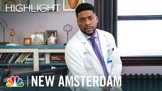 Reynolds Forgives Max - New Amsterdam (Episode Highlight)