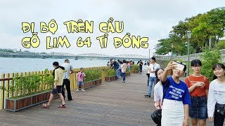 Phố Đi Bộ Gỗ Lim Trên Sông Hương Huế