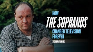 How 'The Sopranos' changed television forever