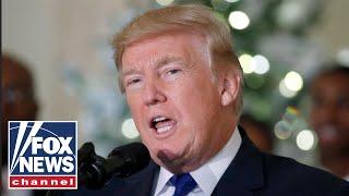 Trump speaks at Turning Point USA Student Action Summit