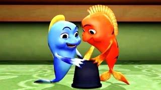 Fish for Kids Cartoon Part 6 -  Kids Cartoon 2016