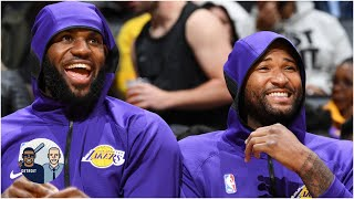 Jalen Rose reacts to DeMarcus 'Boogie' Cousins potentially returning this season | Jalen & Jacoby