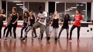 Gyptian  Gimme Some - DanceHallClass By Blaakow (FU) - Studio MRG
