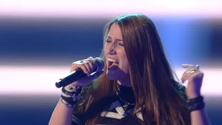 Ira Green - Black dog (Led Zeppelin cover) live @ The Voice of Italy - RAI2 (Blind Audition)