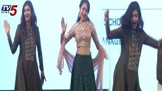 Manchu Lakshmi & Pragya Jaiswal Teenmar Beat Dance @ M..