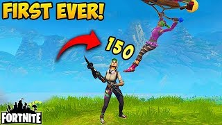 *FIRST EVER* GLIDER KILL! - Fortnite Funny Fails and WTF Moments! #200 (Daily Moments)