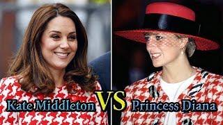 Royal - 40 Times Kate Middleton Dressed Like Princess Diana