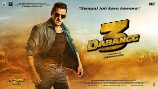Dabangg 3 2019 Official Motion Poster – Salman Khan – Sonakshi Sinha