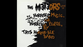The Meteors- Horrible Music, for Horrible People by This Horrible Band. Live II-FULL ALBUM VINYL