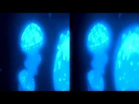 Glowing Jellyfish 3D (YT3D: Enable=true)