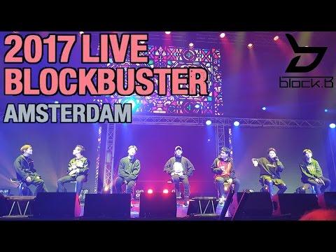 [2017/24/02] BLOCK B - Yesterday + Nalina + Very Good (rock version)