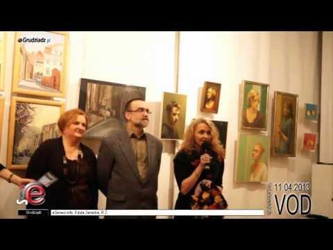 """Wystawa Malarska pt.""""Rodzinne Malowanie"""""""