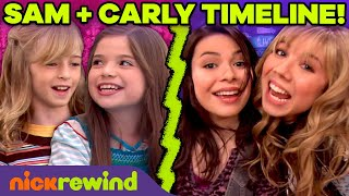The Full History of Sam and Carly's Friendship 👯♂️ | iCarly