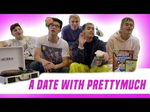 Go on a Date With PRETTYMUCH