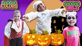 HALLOWEEN WHERE ARE YOU? (Learn Halloween Characters & More)