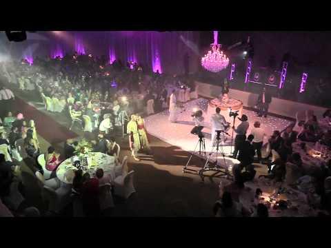 Chateau Impney Hotel -- Wedding