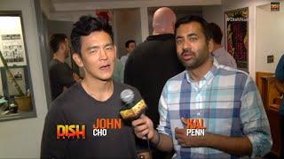 Kal Penn and John Cho: