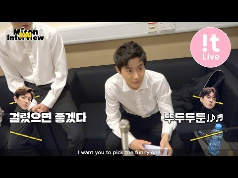 Micon Interview_ EXO 엑소 : EXO PLANET #4 - The EℓyXiOn in HONG KONG #6
