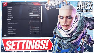 The BEST PC SETTINGS for Apex Legends