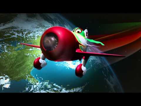 Trailer - Avioane (Planes 3D)